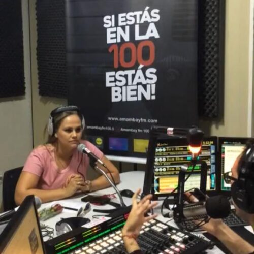 ENTREVISTA ESPECIAL DÍA DE LA MUJER – BIANCA HAAS (24.02.2021)