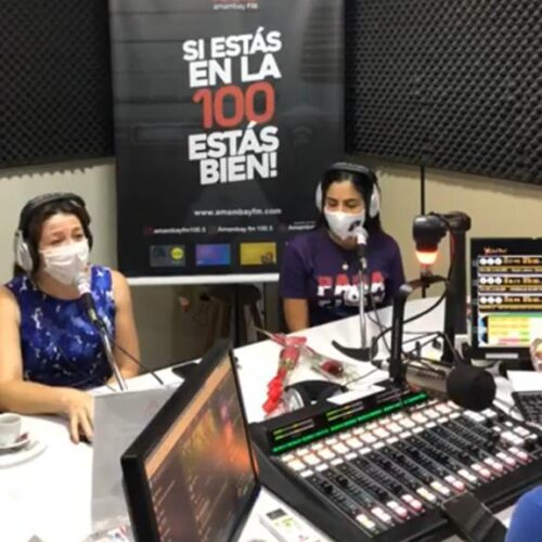 ENTREVISTA ESPECIAL DÍA DE LA MUJER – CYNTHIA OVANDO Y ILSE QUEVEDO (24.02.2021)