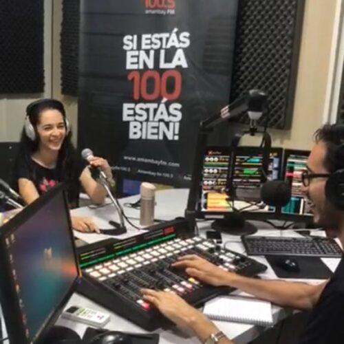 ENTREVISTA ESPECIAL DÍA DE LA MUJER – GIANNI GALVALISIS (05.03.2021)