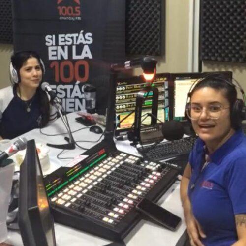 ENTREVISTA ESPECIAL DÍA DE LA MUJER – LISSA MENDOZA (24.03.2021)